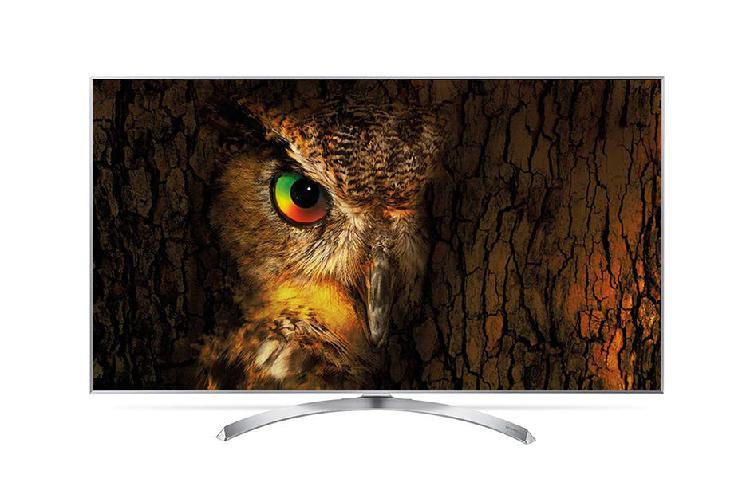 """Tv led 49"""" lg 49sj810v superuhd 4k nanocell, hdr"""