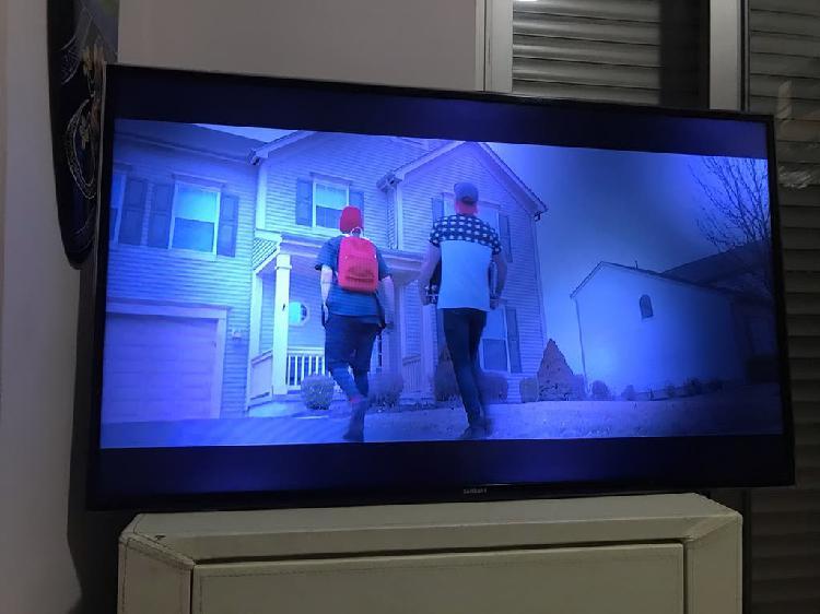 Televisión tv led samsung ue40h6470ss