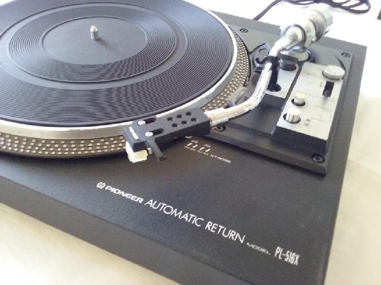 Tocadiscos pioneer pl-516x