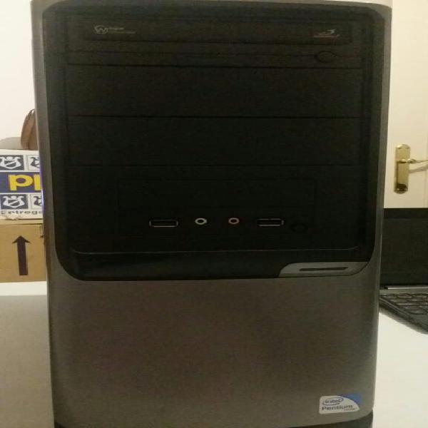 Torre ordenador intel pentium dual core 2.7 ghz