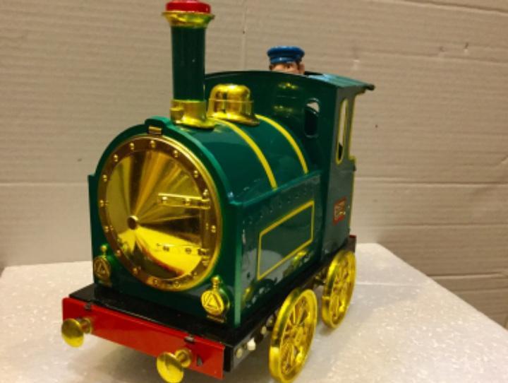 Tren loco. paya. años 60 original. nuevo sin usar