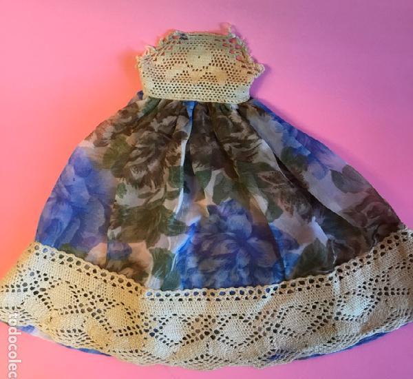 Vestido de nancy quirón ad lib versión azul original