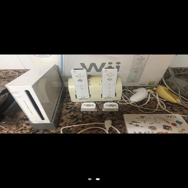 Wii mas juegos