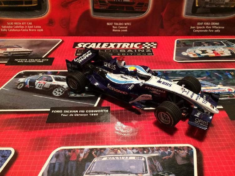 Williams fw28 f1 scalextric