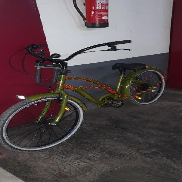 Bici clásica personalizada