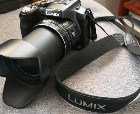 Camara de fotos panasonic lumix fz200
