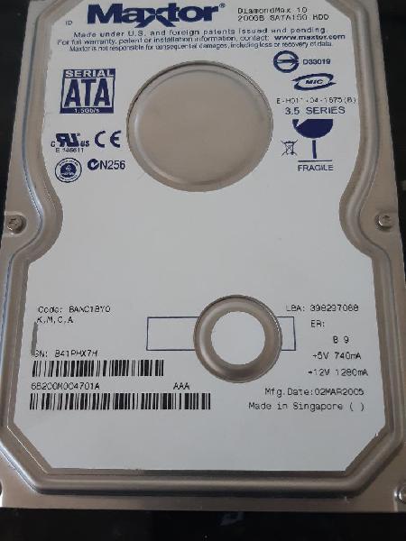 "disco duro 3.5"""