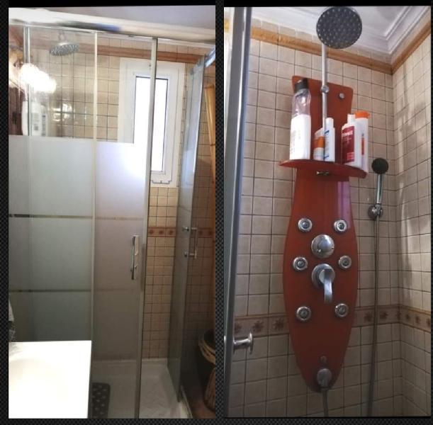 Mampara y cabina ducha