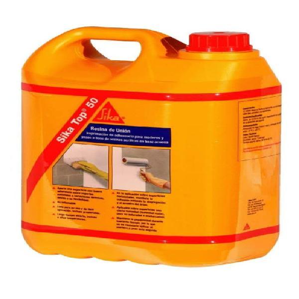 25 kg resina de unión sika top 50