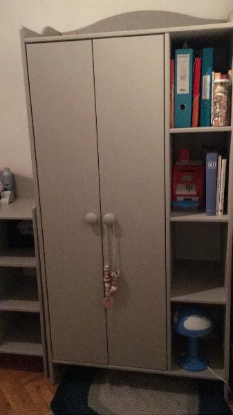 Armario habitación infantil