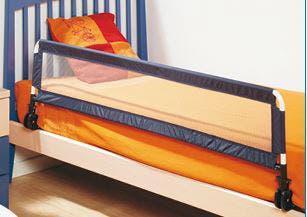 Barrera barandila cama. 150 cm