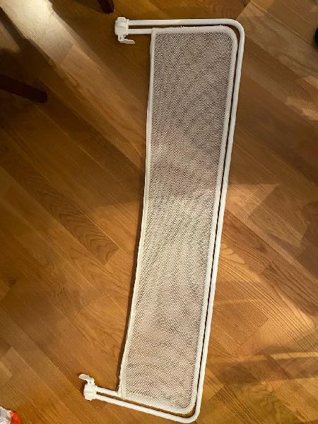 Barrera cama niños 140 cm