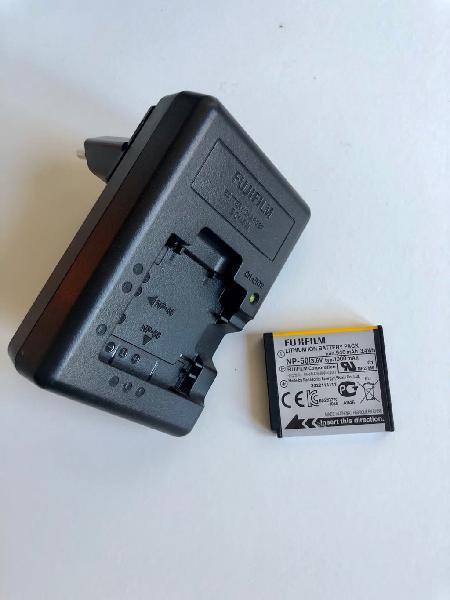Batería estación de carga para Samsung digimax i50 mp3