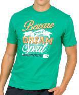 Camiseta john smith cadel verde