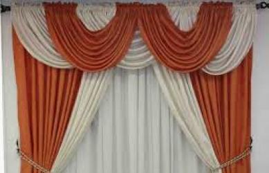 Confeccion de cortinas y edredones drapeados para el hogar