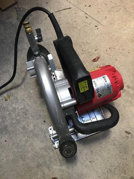 Cortadora de agua rubi tc-180
