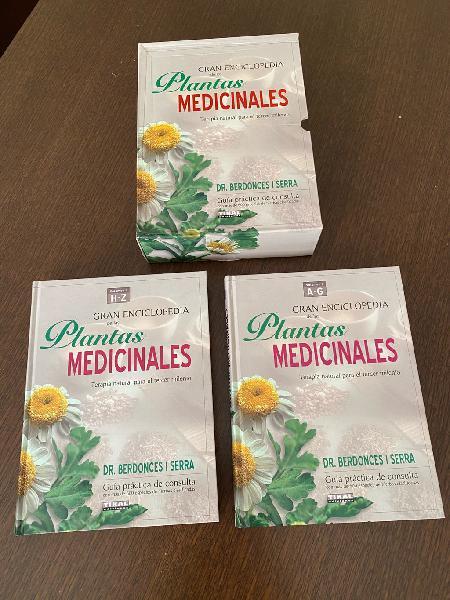 Gran enciclopedia plantas medicinales tikal