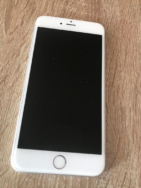 Iphone 6s plus plata