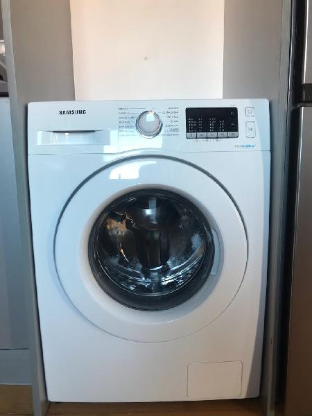 Lavadora samsung 8kg ropa a+++ con garantía.