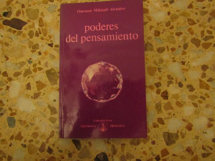 """Libro de esoterismo: """"poderes del pensamiento"""""""