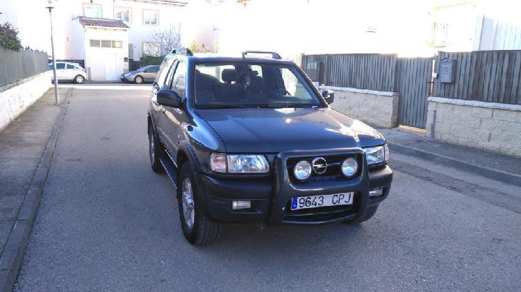 Opel frontera 2003