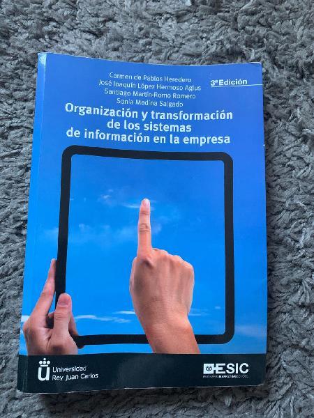 Organización y transformación de los sistemas