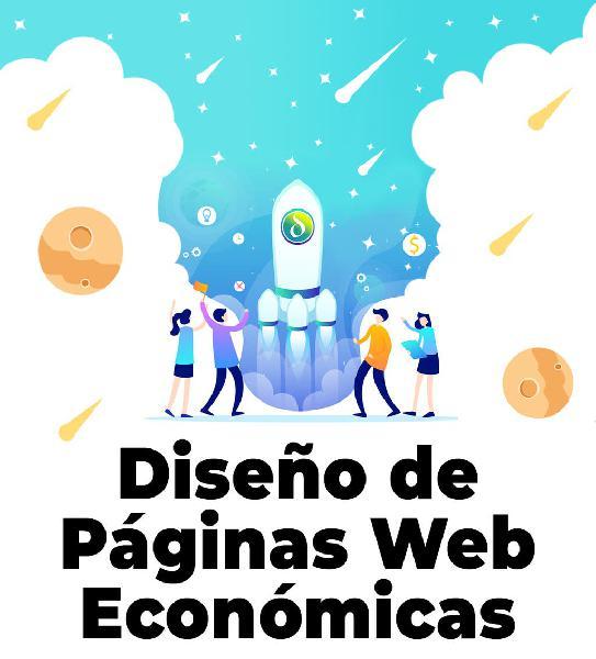 Páginas web desde 29,99
