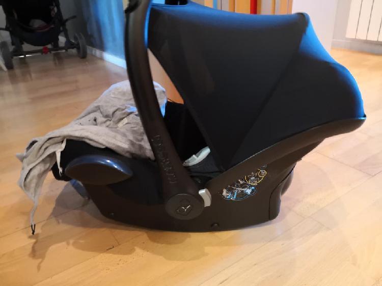 Pack babyjogger: capazo, maxicosi y base isofix