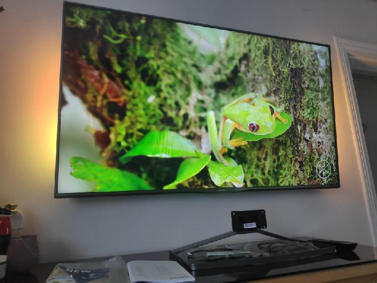 "Philips tv 55"" ambilight 3d led full hd ultraplano"