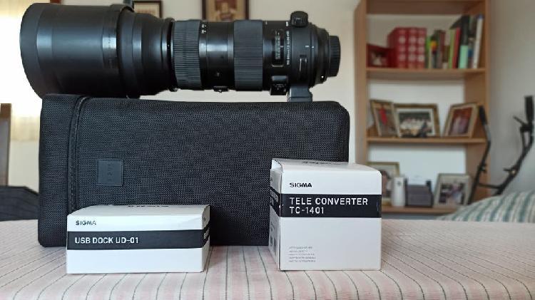Sigma 150-600mm f/5-6.3 dg os hsm sports canon
