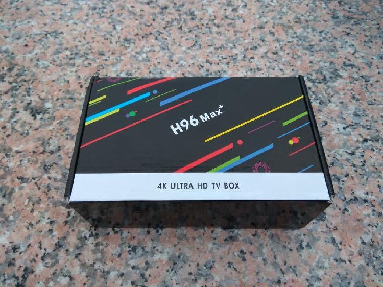 Tv box h96 max