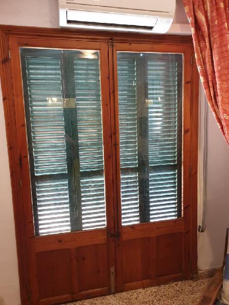 Ventanas y puertas balcón nobles