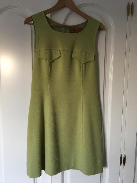 Vestido talla 42 100 % lana