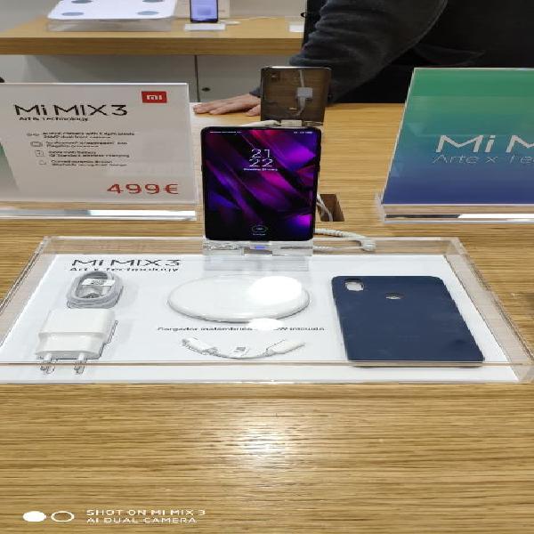 Xiaomi mi mix 3 precintado precio 499€ hoy 380€