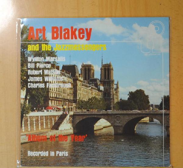 Art blakey and the jazzmessengers - album of the year