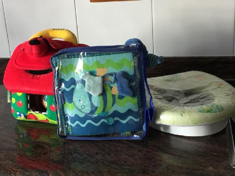 Adaptador wc y juguetes bebe
