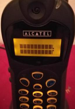 Alcatel one touch easy db negro