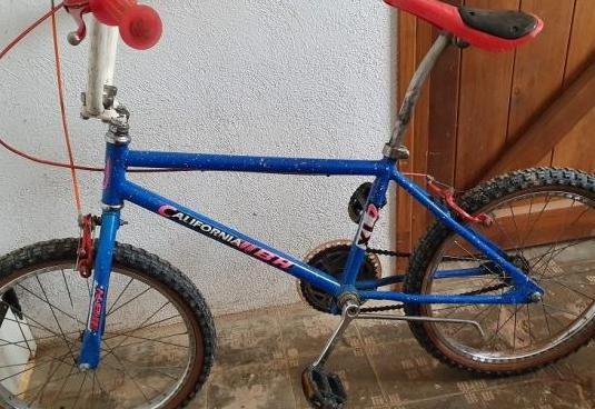 Bicicleta bh california xl2 azul