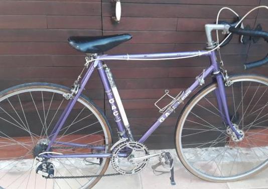 Bicicleta carretera clásica gac mobylette