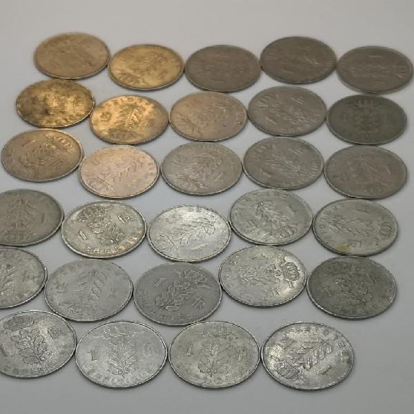 Bélgica. 1 franco.