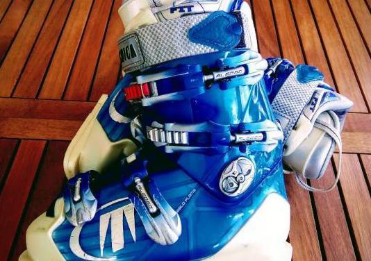 Botas esqui 38 - 39. tecnica diablo.