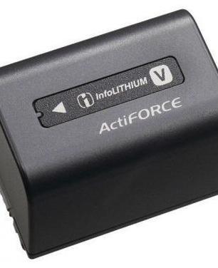 Batería sony np-fv70 (como nueva)