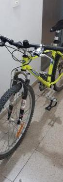 Bicicleta mountain bike decathlon rockrider 2000
