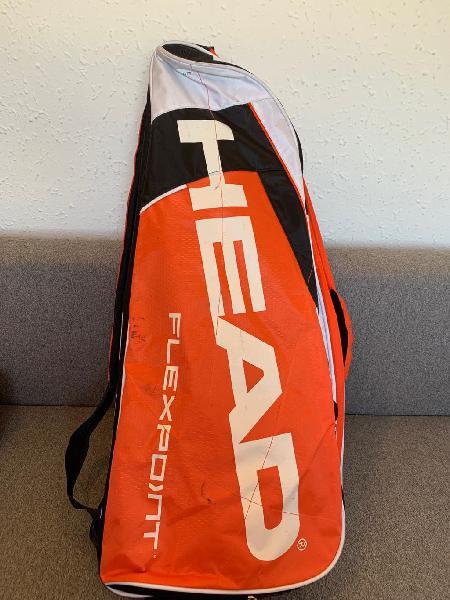 Bolsa raquetas tenis
