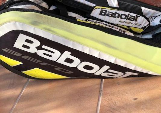 Bolsa raquetas tenis babolat