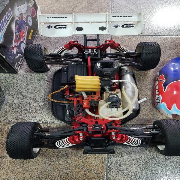 Buggy rc flash 3.0 nitro 1/8