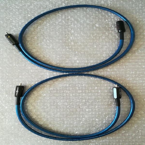 Cable audio rca wireworld oasis 7.