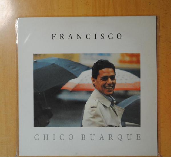 Chico buarque - francisco - lp