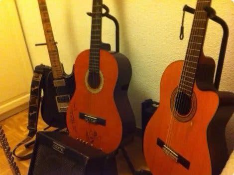 Clases de guitarra en madrid centro retiro