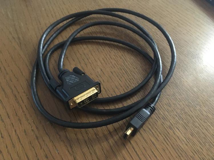 Cable hdmi a dvi-i